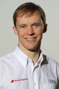 Mattias Ekström DTM 2012 Audi