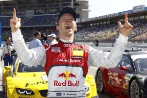 Mattias Ekström gewinnt auf dem Norisring