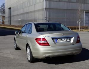 Mercedes C-Klasse C180 BlueEFFICIENCY