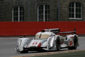 WEC 6 Stunden Spa Audi R18 e-tron