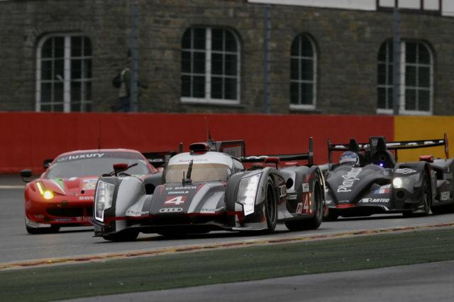 WEC Gelungene Rennpremiere für den Audi R18 ultra bei den 6h von Spa