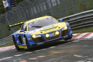 24h Rennen Nürburgring 2012 Frank Stippler startet von Platz 8 in die 24 Stunden