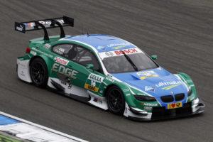 BMW M3 DTM Augusto Farfus BMW Team RBM