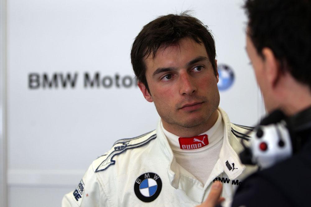 Bruno Spengler holt die Pole Position