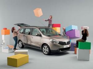 Dacia Lodgy ab 9990 Euro erhältlich
