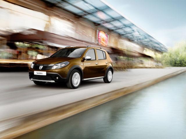 Dacia Sandero Stepway II mit neuer Topmotorisierung und verbesserter Ausstattung