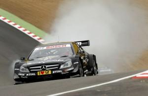 DTM 2012 Gary Paffett zweiter Sieg in der DTM Saion 2012 in Brands Hatch