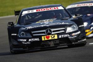 Gary Paffett Zweiter im 2.Lauf der DTM auf dem lausitzring