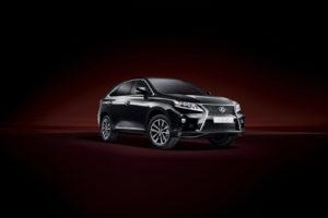 Der neue Lexus RX F-Sport
