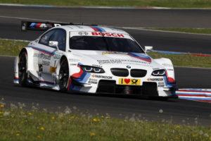 Martin Tomczyk Lausitzring 2012 Platz 1 im ersten Freien Training