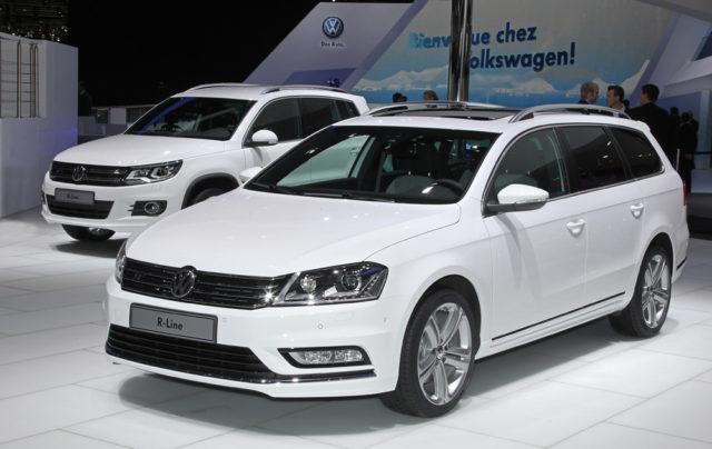 Der neue VW Passat R-Line