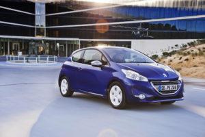 Neuer Peugeot 208 mit Bestnoten im Euro NCAP Crashtest