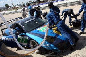 Porsche 911 GTR 3 RSR Team Felbermayr Proton
