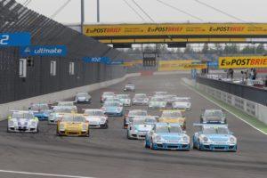 Porsche Carrera Cup Deutschland 2012 Lausitzring
