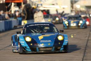 Porsche 911 GT3 RSR bei der WEC
