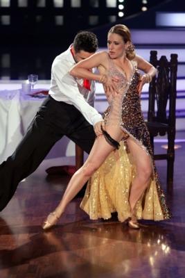Stefanie Hertel und Sergiy Plyuta 5. Liveshow Lets Dance
