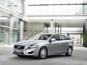 Volvo v60 Plug in Hybrid Markteinführung Ende 2012