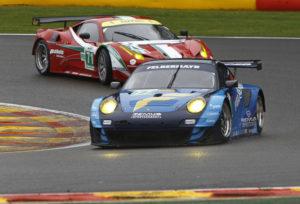WEC 6 Stunden Spa Porsche 911 GT3 RSR Lieb/Litz Siger Klasse GTE Pro