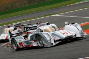 Qualifying WEC 2.Lauf Spa Gelungene Premiere für den Audi R18 e-tron quattro