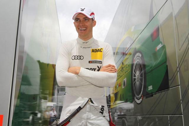 DTM 2012 Spielberg Edoardo Mortara holt ersten Sieg seiner DTM Karierre