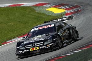 Gary Paffett Platz 2 im Qualifying zum 4.Lauf der DTM Spielberg 2012