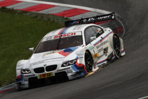 Martin Tomczyk bester BMW Pilot nach dem Qualifying der DTM in Spielberg