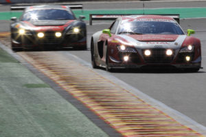 24h Spa Audi gewinnt das 24 Stunden Rennen und schreibt Geschichte