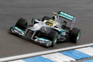 Nico Rosberg fliegt im Q2 überraschend raus