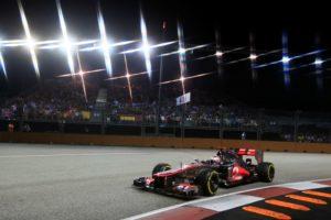 F1 GP Singapur 2012 Sebastian Vettel gewinnt den GP  vor Jenson Button