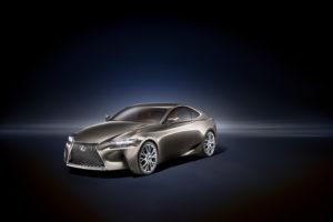 Lexus LF-CC Concept mit neuem Voll-Hybridantrieb