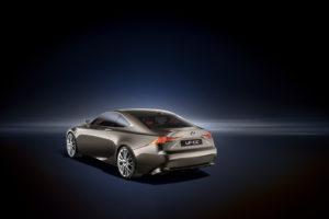 Lexus LF-CC Concept Car Weltpremiere auf dem Pariser Autosalon 2012