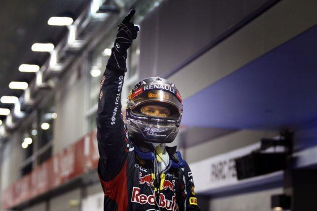 Sebastian Vettel ist Weltmeister 2012