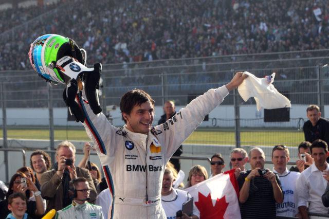 Bruno Spengler DTM Champion 2012-Ein Traum geht in Erfüllung