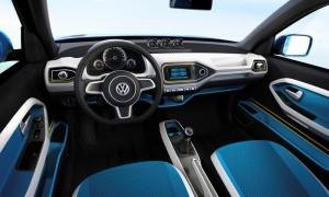 Innenraum VW Taigun Studie