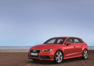 Neuer Audi A3 Sportback S line