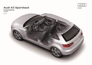 Audi A3 Sportback Innenausstattung