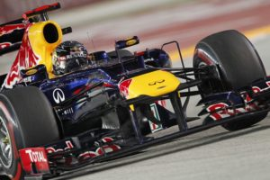 Sebastian Vettel wird zweiter in Austin