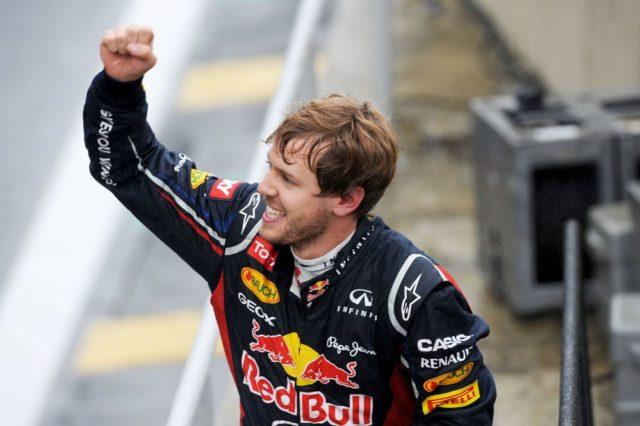 Sebastian Vettel ist Weltmeister 2013