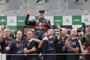 Sebastian Vettel F1 Weltmeister 2012