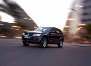 Suzuki Grand Vitara Sondermodell X30 wird ebenfalls aufgewertet