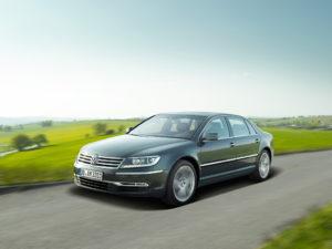Volkswagen Luxus Limousine Phaeton
