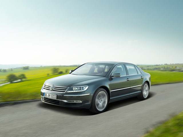 Volkswagen LuxusLlimousine Phaeton