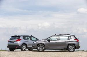 Peugeot 2008 SUV erfreut sich bester Beliebtheit