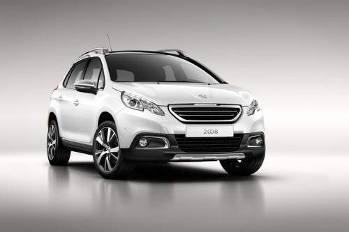 Peugeot 2008 sehr begehrt in Europa