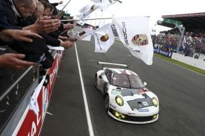 Porsche übernimmt die Geamtführung in der WEC nach Le Mans