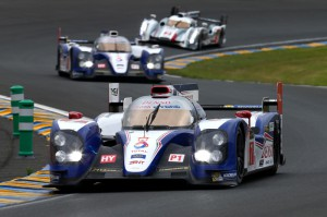 Auch zweiter Toyota TS030 Hybrid sah Zielflagge bei den 24 Stunden von Le Mans