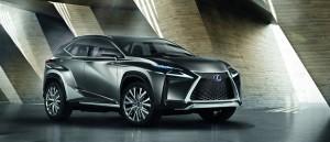 Weltpremiere Lexus LF-NX