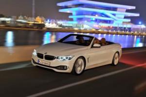 Das neue BMW 4er Cabrio