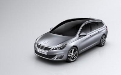 Der neue Peugeot 308 SW