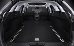 Großer Kofferraum im Peugeot 308 SW